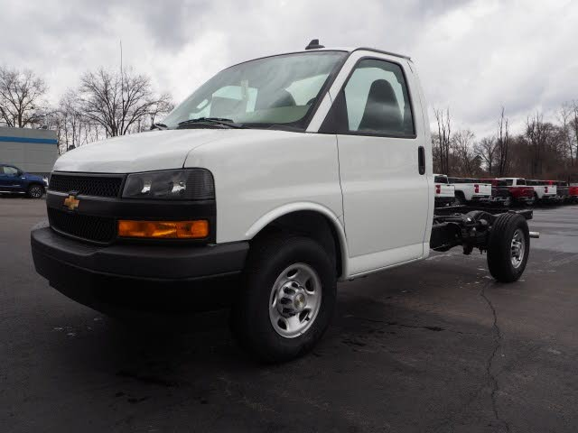 2020 Chevrolet Express Chassis 3500 Cutaway SB