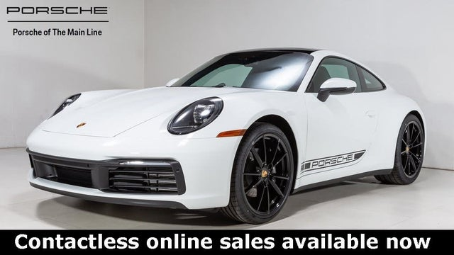 2020 Porsche 911 Carrera Coupe RWD