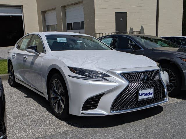 Used 2020 Lexus LS 500 AWD for Sale (with Photos) - CarGurus