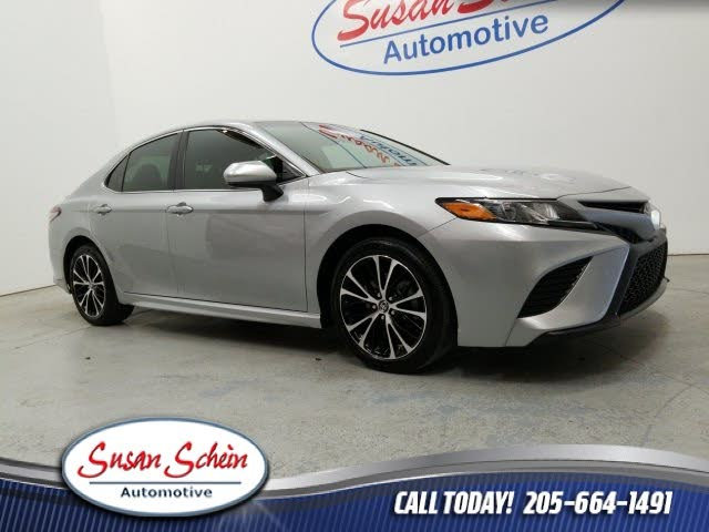 2018 Toyota Camry SE For Sale In Alabama
