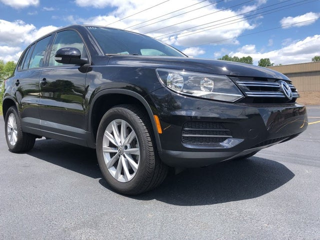 2017 Volkswagen Tiguan Limited 4Motion AWD