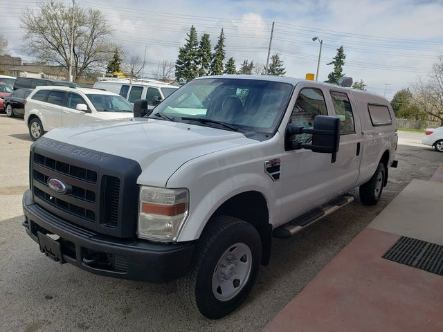 2009 Ford F-250 Super Duty XL Crew Cab LB 4WD