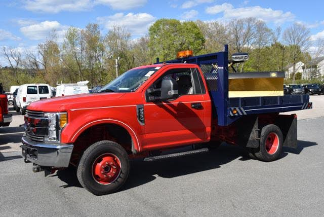 2017 Ford F-350 Super Duty Chassis XL 4WD