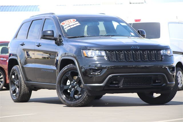 2018 Jeep Grand Cherokee Upland 4WD