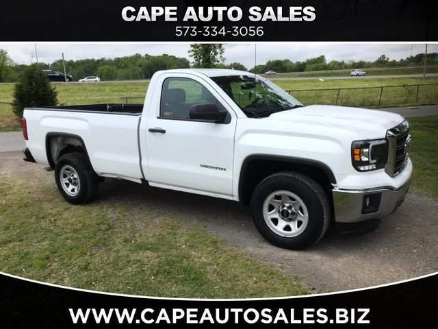 2017 GMC Sierra 1500 Base LB