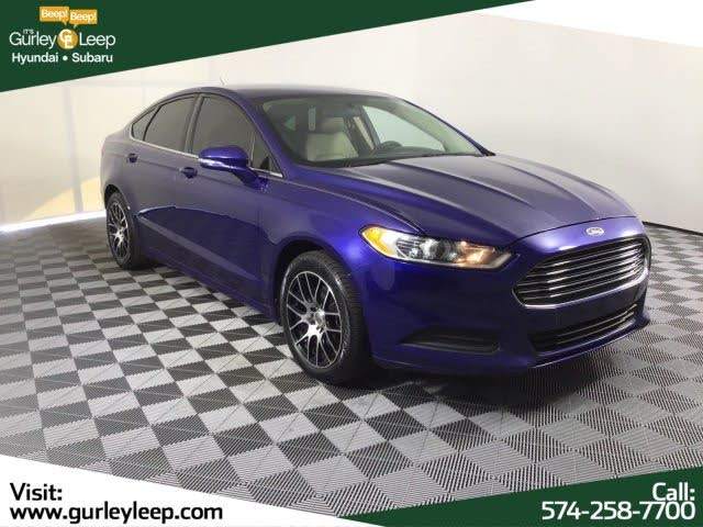 Gurley Leep Ford >> 2014 Ford Fusion for Sale in Grand Rapids, MI - CarGurus