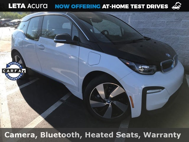 2019 BMW i3 120 Ah RWD with Range Extender