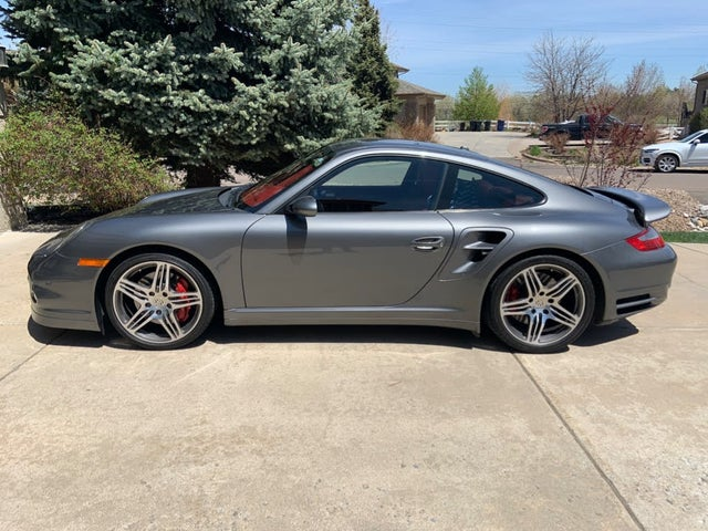2009 Porsche 911 Turbo AWD