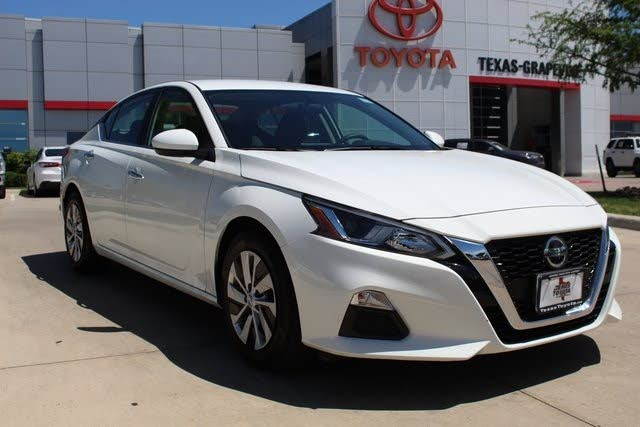 2019 Nissan Altima 2.5 S FWD