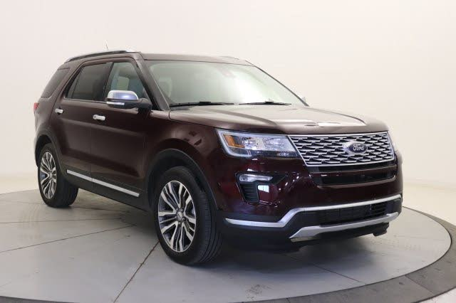 2019 Ford Explorer Platinum AWD