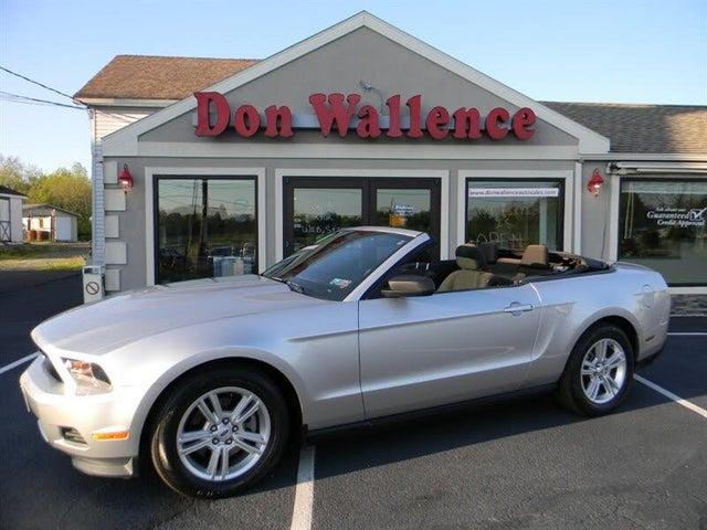 2011 Ford Mustang V6 Premium Convertible RWD