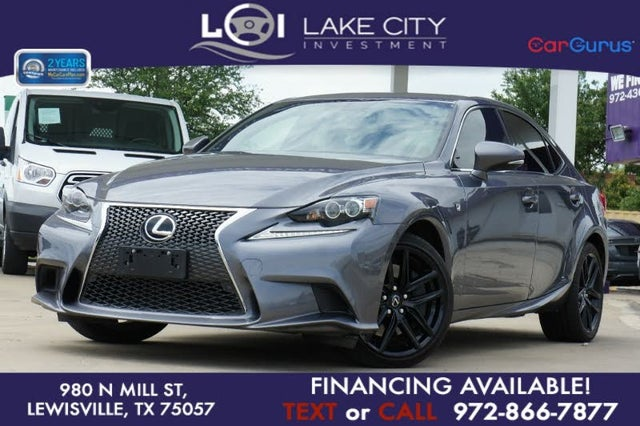 2014 Lexus IS 350 AWD