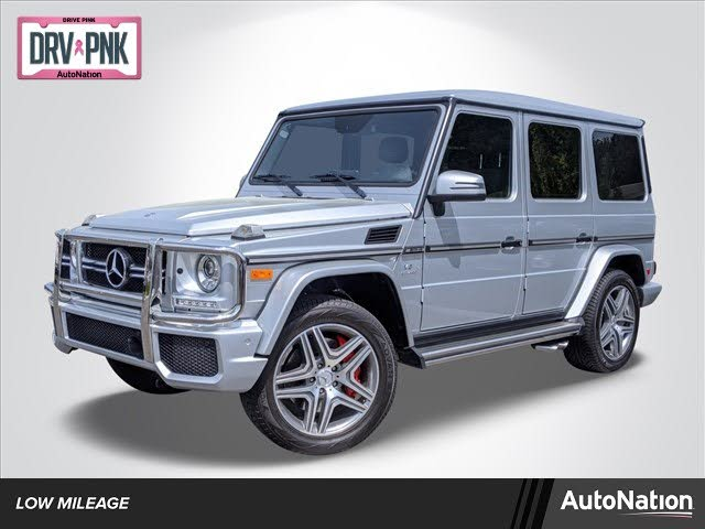 Used Mercedes-Benz G-Class for Sale in Tacoma, WA - CarGurus