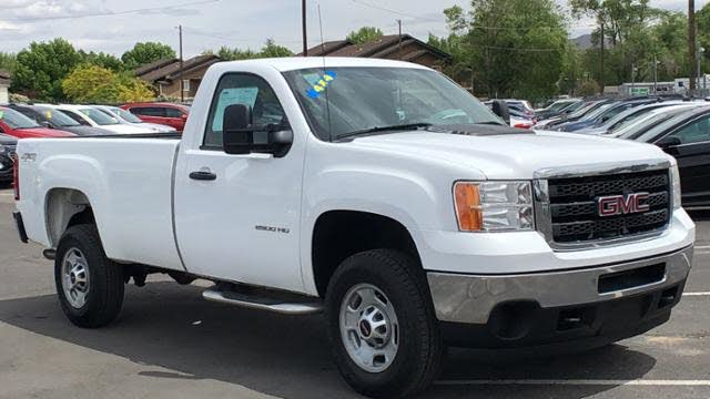 2014 GMC Sierra 2500HD Work Truck LB 4WD