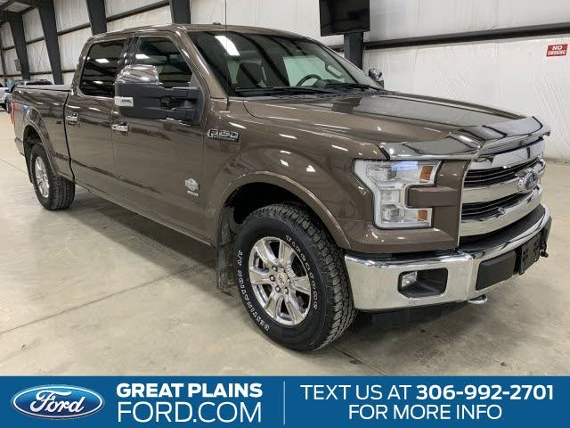2015 Ford F-150 King Ranch SuperCrew LB 4WD