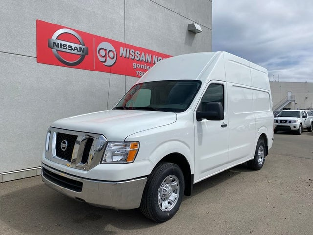 2020 Nissan NV Cargo 2500 HD SV with High Roof RWD
