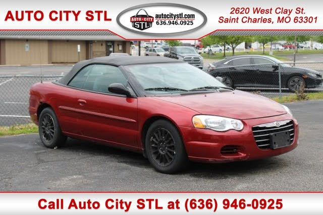 Used 2006 Chrysler Sebring Convertible Fwd For Sale With Photos