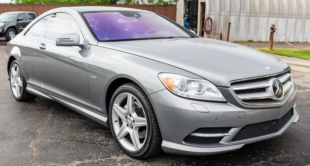 Used Mercedes-Benz CL-Class for Sale in Columbia, SC ...