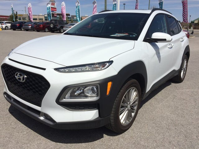 2019 Hyundai Kona Luxury AWD