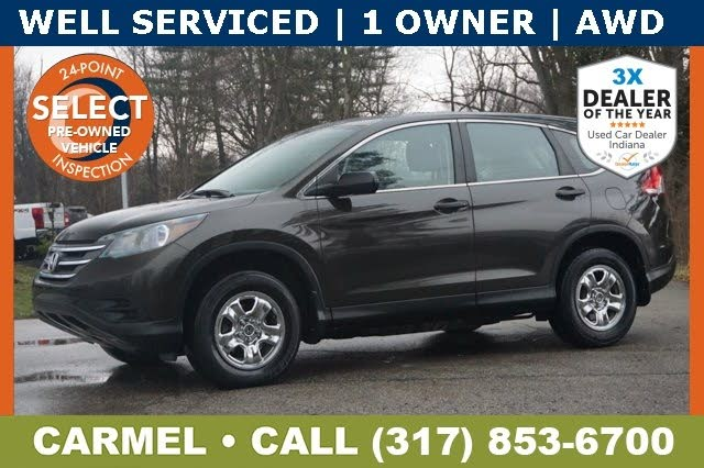 2013 Honda CR-V LX AWD