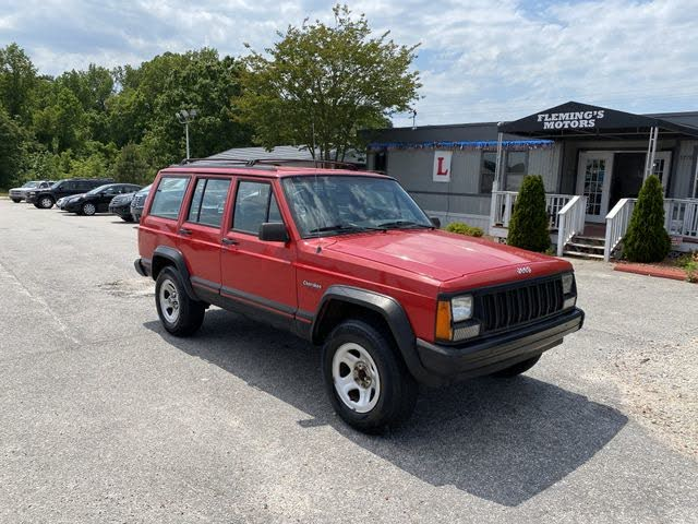 Used 1995 Jeep Cherokee For Sale With Photos Cargurus