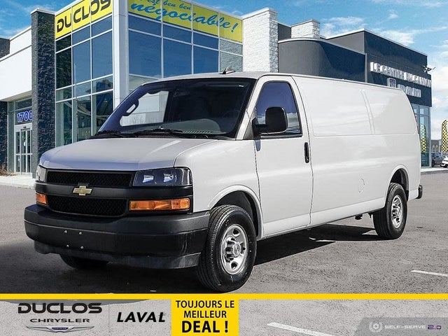 2019 Chevrolet Express Cargo 2500 Extended RWD
