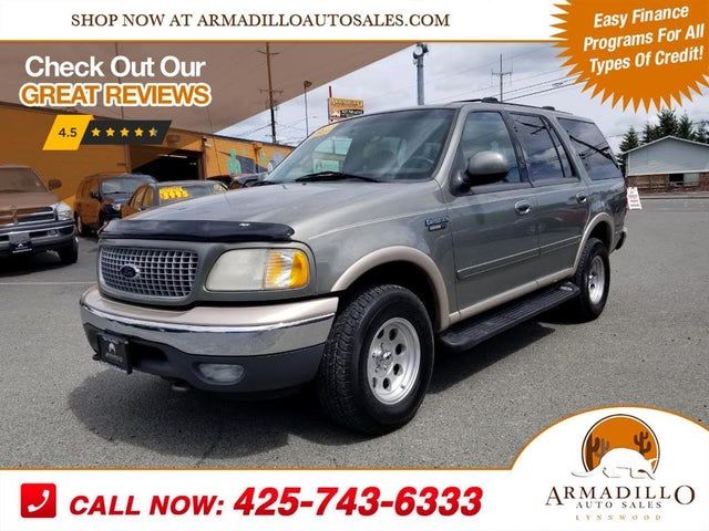 used 1999 ford expedition 4 dr eddie bauer 4wd suv for sale right now cargurus used 1999 ford expedition 4 dr eddie