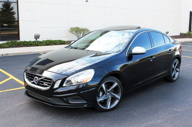 Used 2012 Volvo S60 T6 R-Design For Sale (with Photos