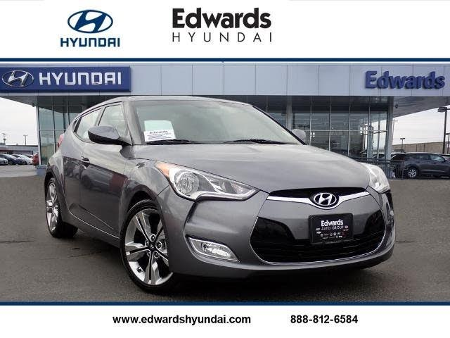 2017 Hyundai Veloster Value Edition FWD