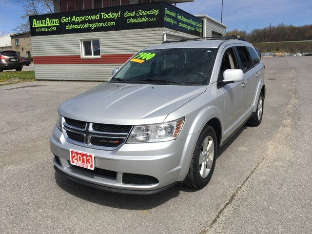 2013 Dodge Journey SE Plus FWD