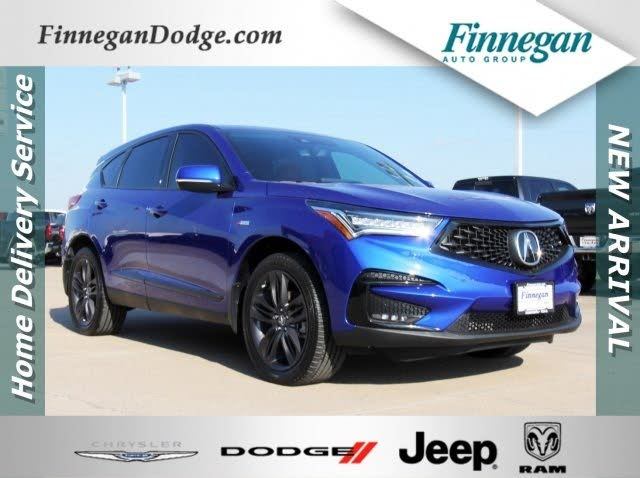2020 acura rdx for sale in katy  tx