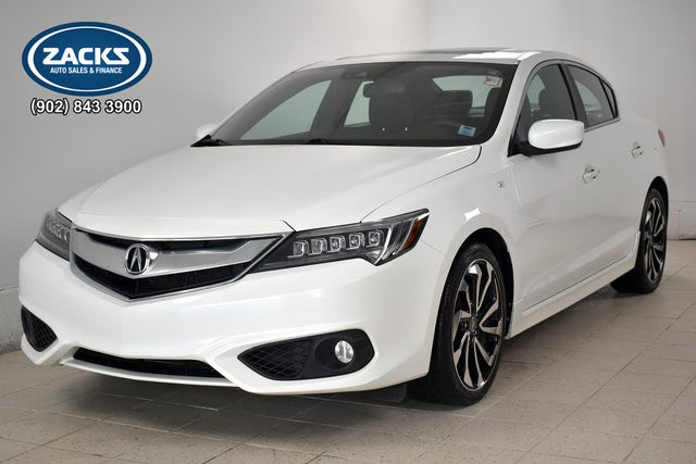 2016 Acura ILX FWD with Premium and A-Spec Package
