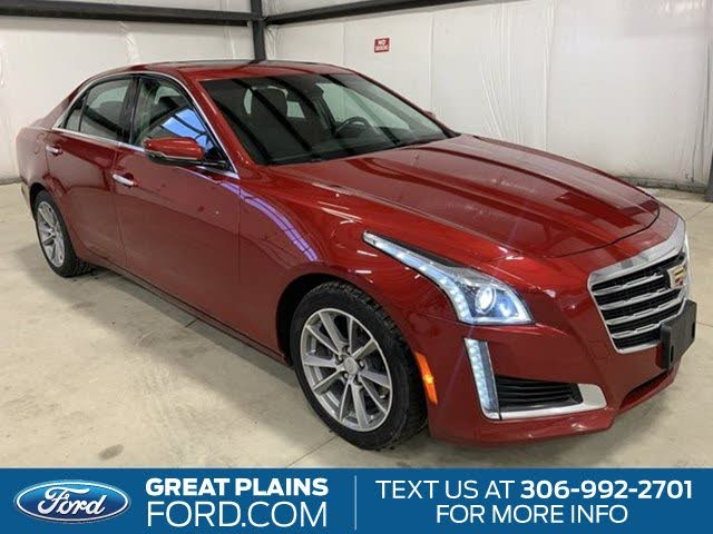 2017 Cadillac CTS 3.6L Luxury AWD