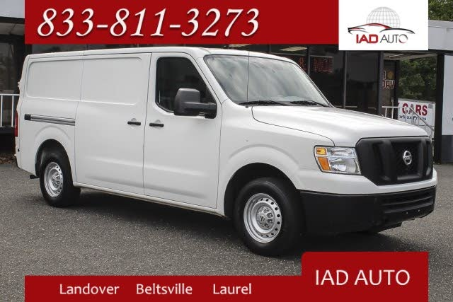 2015 Nissan NV Cargo 2500 HD SL with High Roof