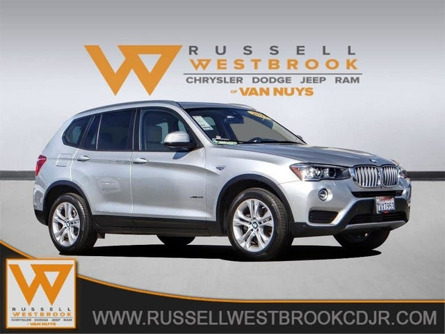 2017 BMW X3 xDrive35i AWD