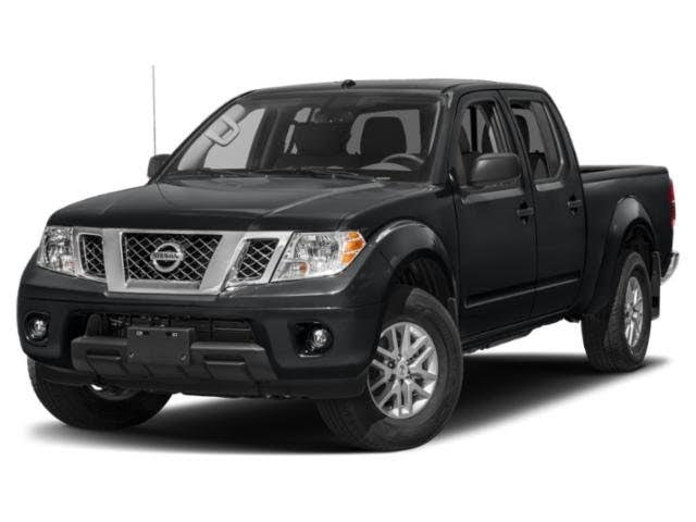 2019 Nissan Frontier SV V6 Crew Cab 4WD