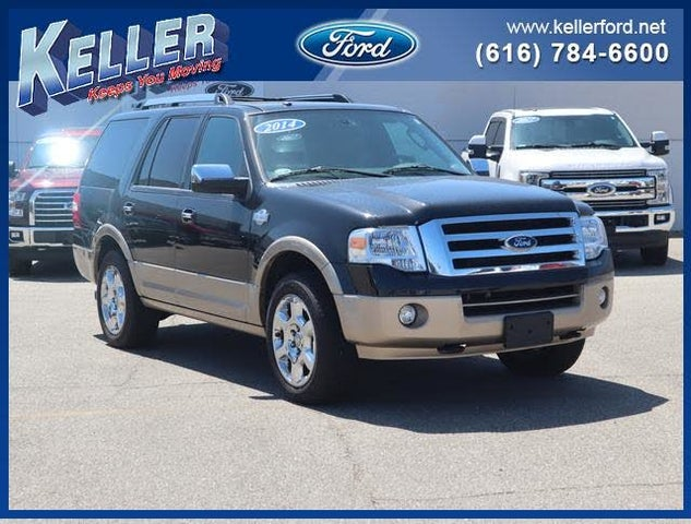 2014 Ford Expedition King Ranch 4WD