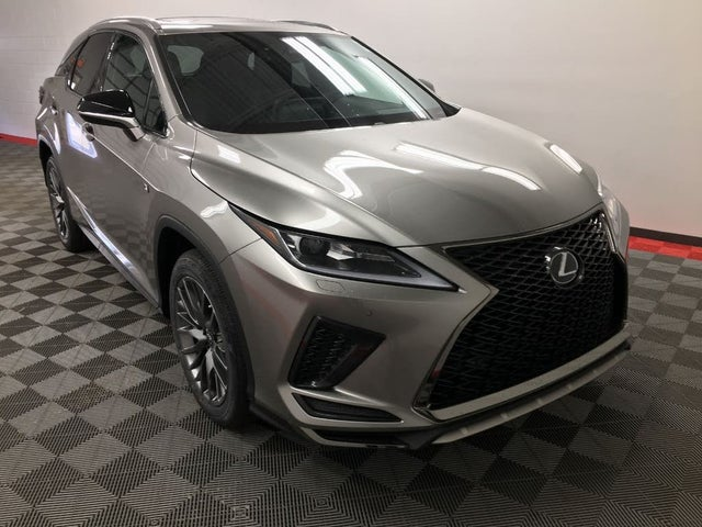 Lexus Remote Start >> Used 2020 Lexus RX 350 F Sport Performance AWD for Sale (with Photos) - CarGurus