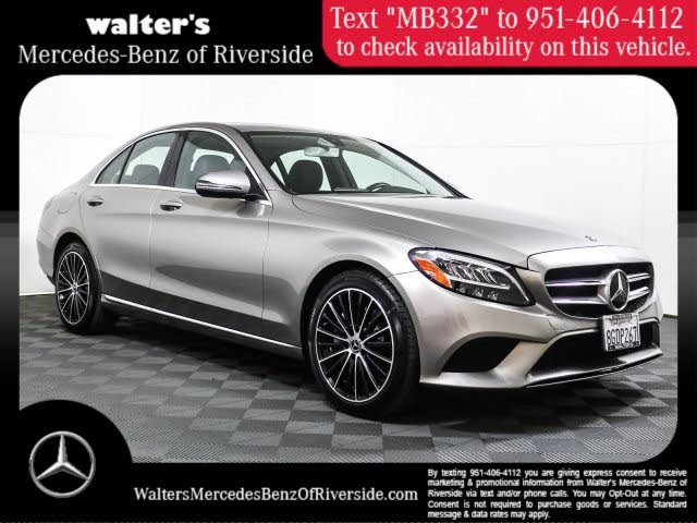 Walter's Mercedes-Benz of Riverside Cars For Sale ...