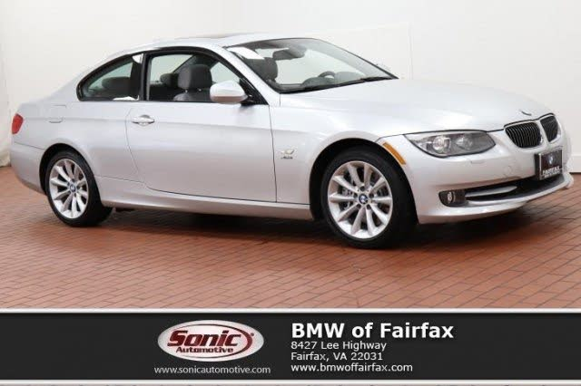 2011 BMW 3 Series 335i xDrive Coupe AWD