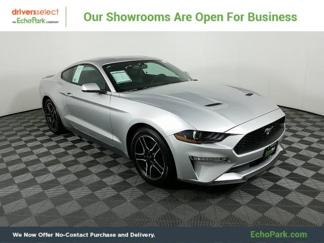 2019 Ford Mustang EcoBoost Premium Coupe RWD