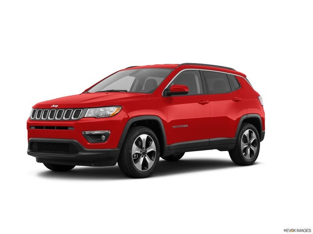 2018 Jeep Compass Latitude 4WD