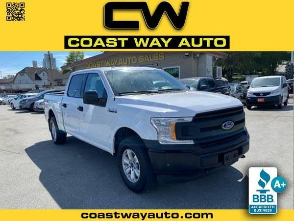 2019 Ford F-150 XL SuperCrew LB 4WD