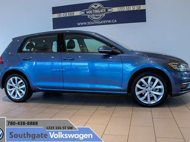 2019 Volkswagen Golf 1.4T Execline 4-Door FWD
