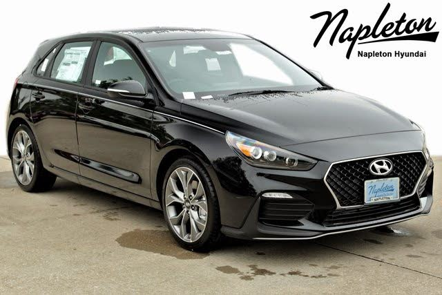 Used 2020 Hyundai Elantra GT N Line FWD for Sale (with ...