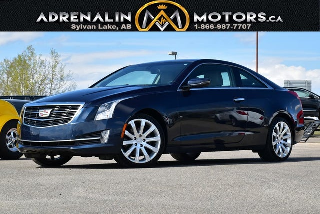 2015 Cadillac ATS Coupe 3.6L Luxury AWD