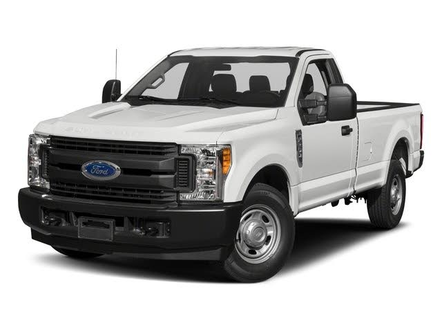 2017 Ford F-250 Super Duty XL LB 4WD