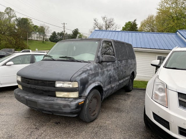 2000 Chevrolet Astro Extended RWD