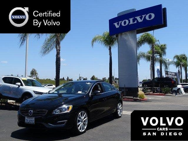 Used Volvo S60 For Sale In San Diego, CA