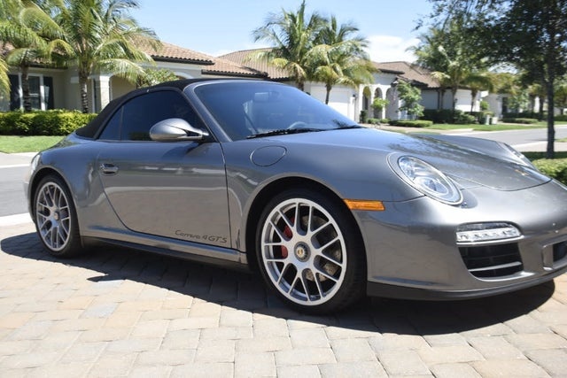 Used 2012 Porsche 911 Carrera 4 Gts Cabriolet Awd For Sale With Photos Cargurus